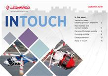 Leonardo InTouch newsletter - Autumn 2018
