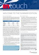 Leonardo InTouch newsletter - Summer 2015