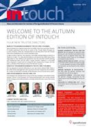 Leonardo InTouch newsletter - Autumn 2014