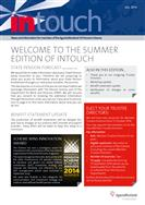 Leonardo InTouch newsletter - Summer 2014