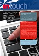 Leonardo InTouch newsletter - April 2014