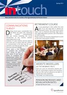 Leonardo InTouch newsletter - April 2013