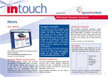 Leonardo InTouch newsletter - October 2010