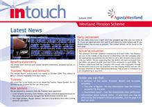 Leonardo InTouch newsletter - Autumn 2009