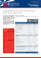 Summary of Report & Accounts 2015
