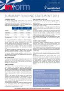 Summary Funding Statement 2013